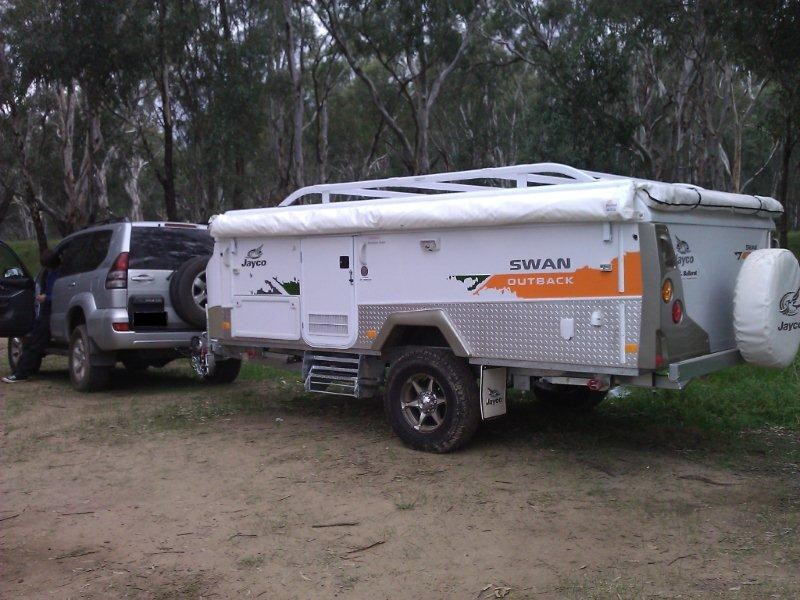 Original Their High Quality Touring And Outback Models Are A Good Option For The Road Tripping Family Looking For Economy With Class There Are Seven Models In Jaycos 2014 Range  Swift, Penguin, Eagle, Dove, Swan, Flamingo And Hawk Setting Up