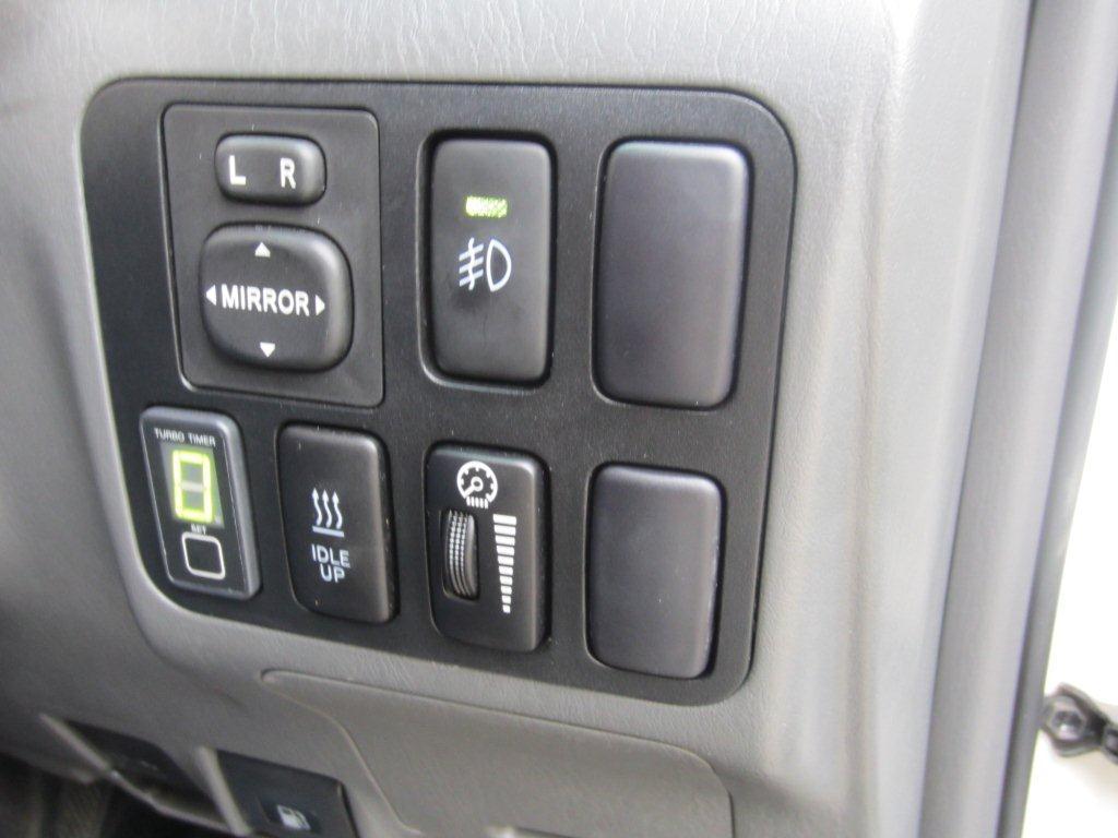 Switches For The Dash Pradopoint Toyota Prado 4x4