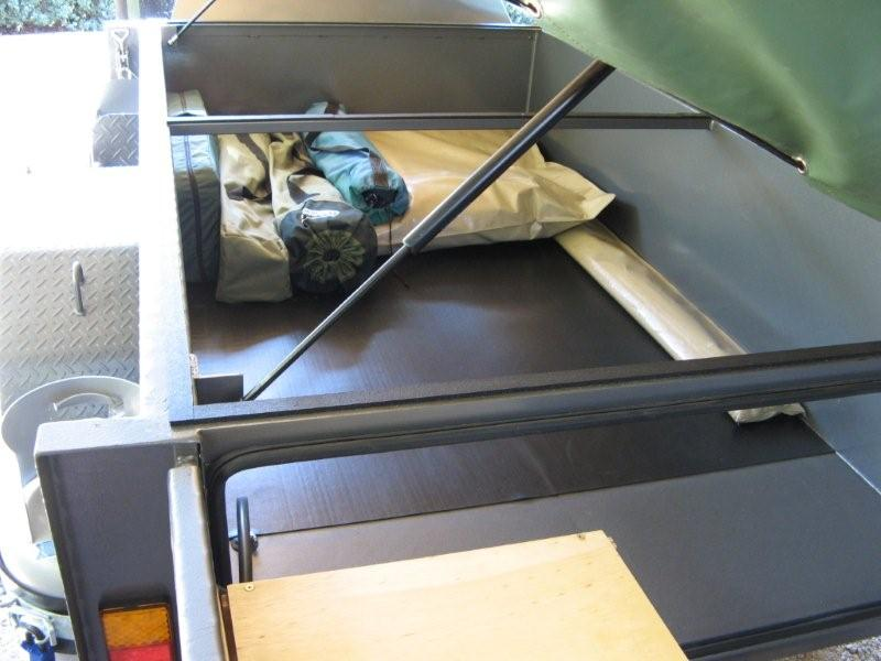How Do You Pack Your Soft Floor Camper Trailer